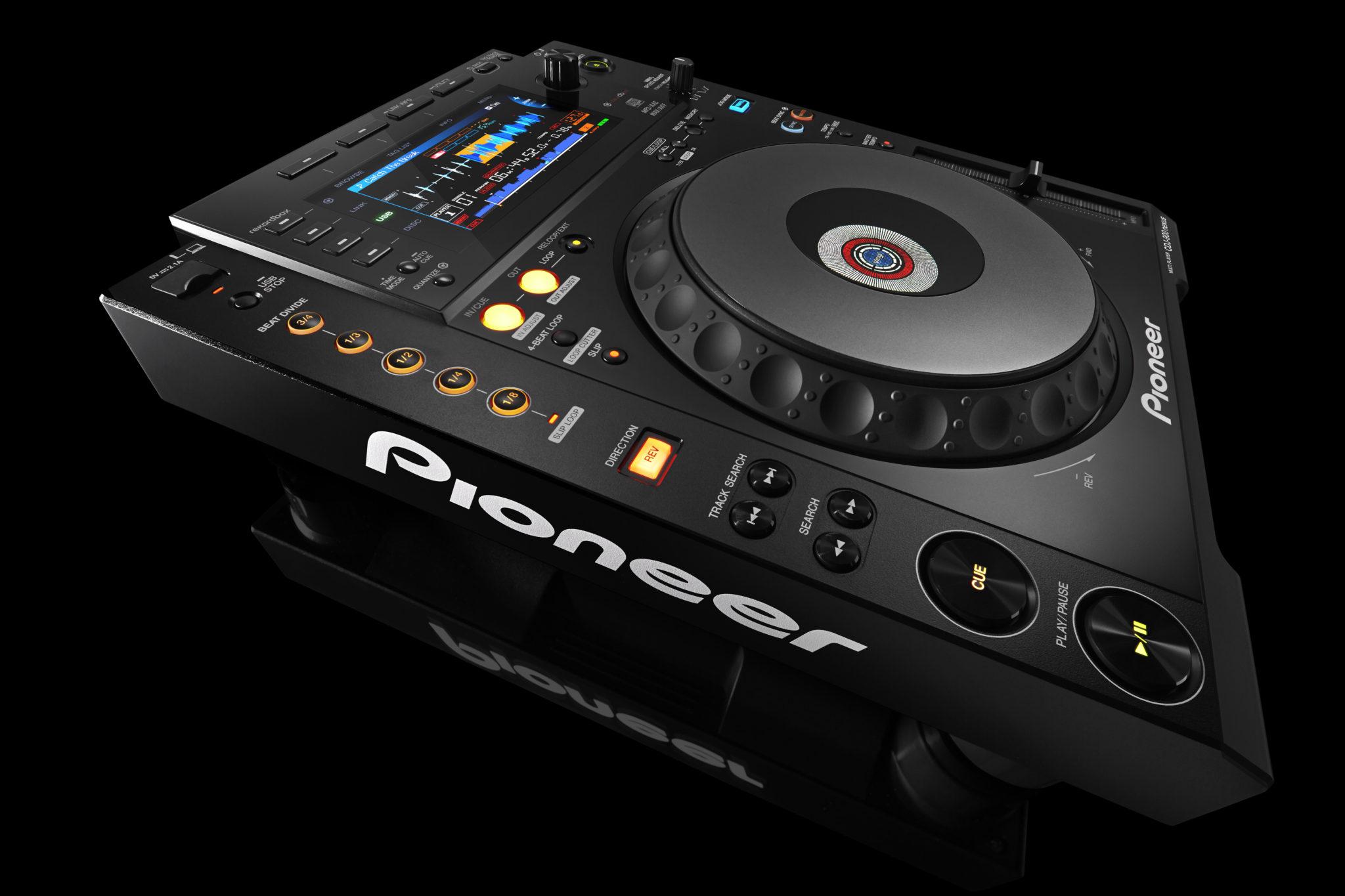 CDJ-900NXS Pro-DJ multi-player (black) - Pioneer DJ