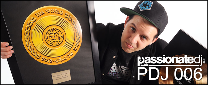 """PDJ 006 – Turntablism vs. DJing and Competition Strategy, feat. """"Vekked"""""""
