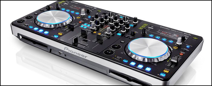 Another Laptop-Ditching Approach: The Pioneer XDJ-R1