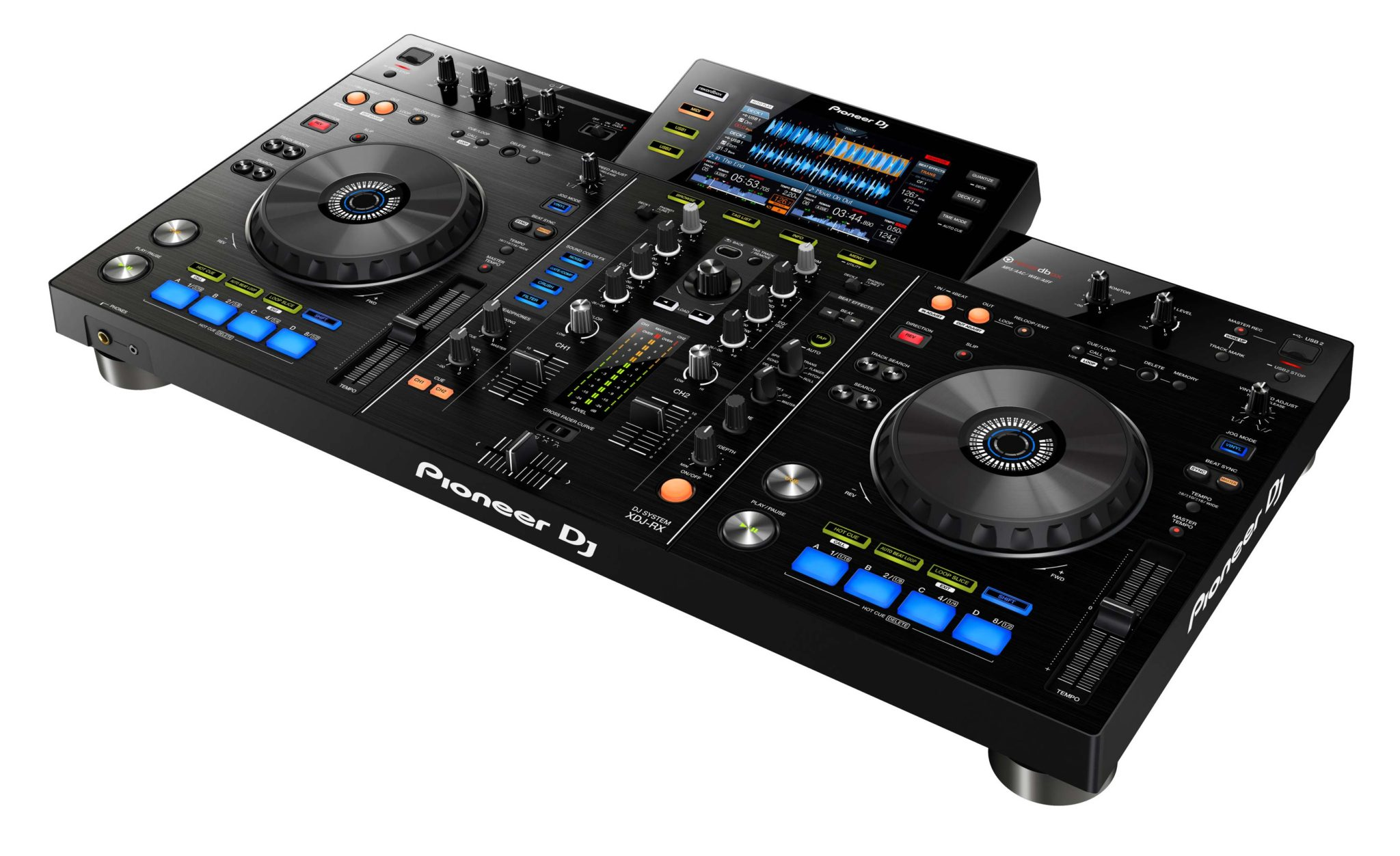PIONEER DJ SET INDUSTRY STANDARD
