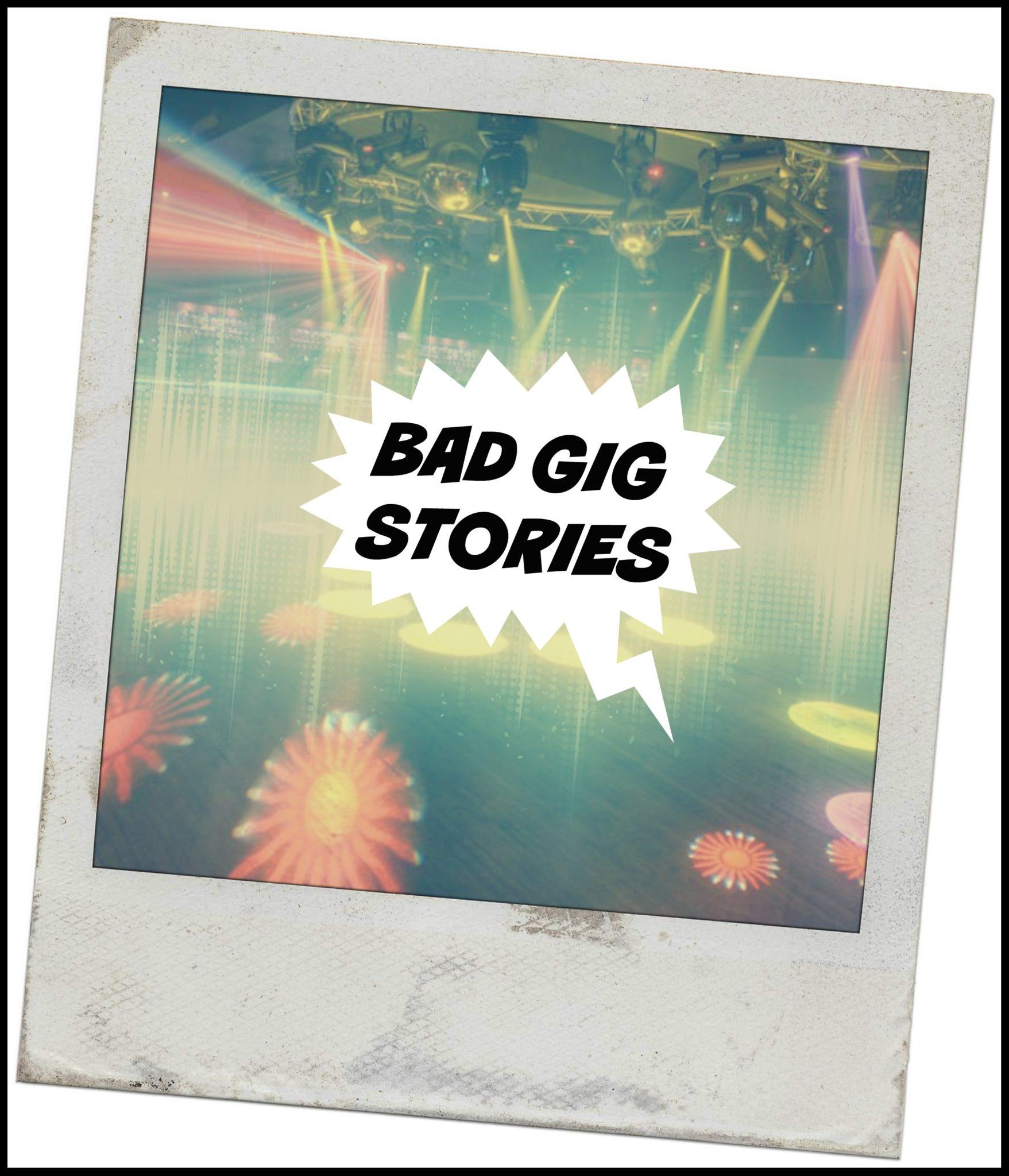 PDJ 017 – Bad Gig Stories!