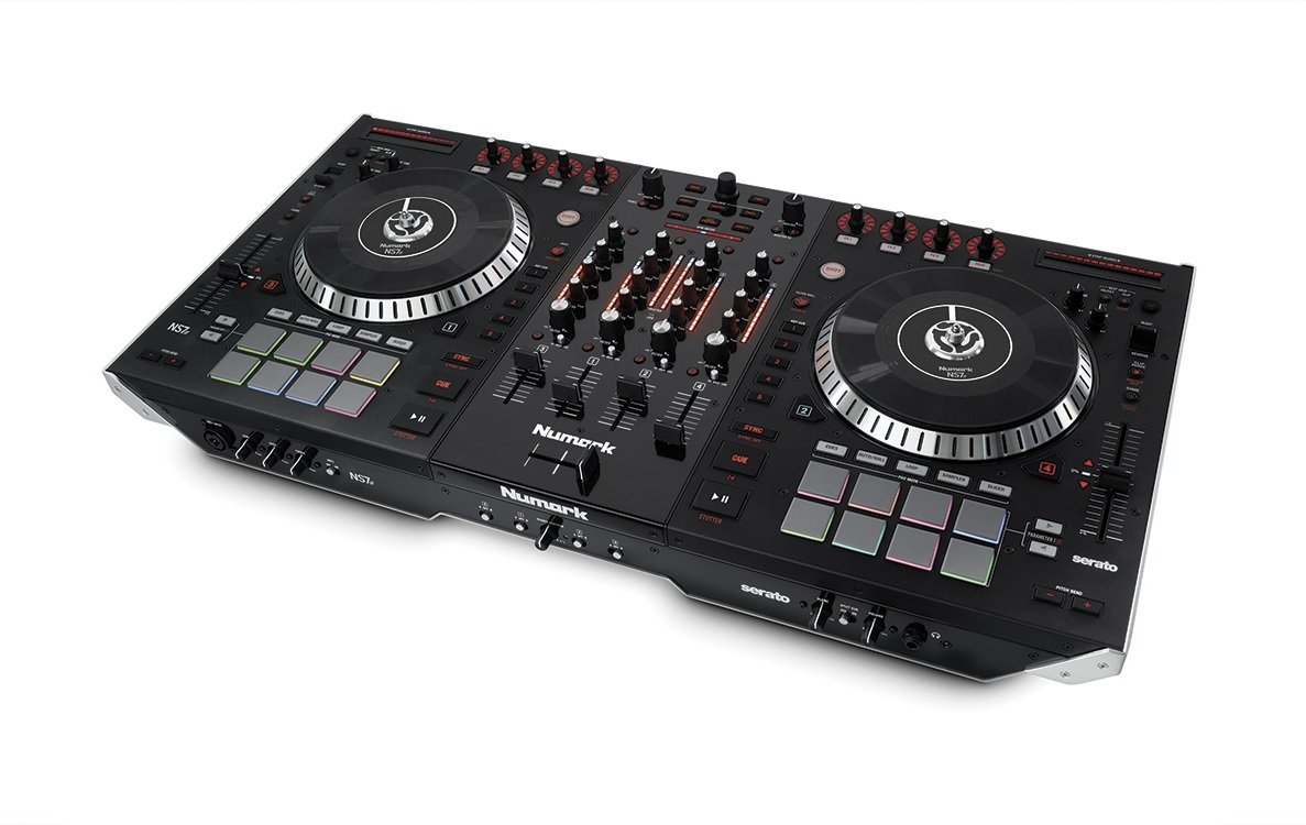 Best dj controllers 2016 the ultimate guide for Dj controller motorized platters
