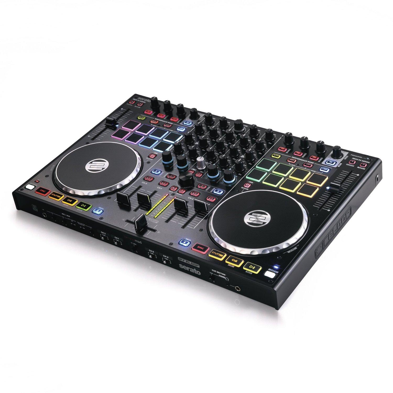 best 4 deck dj controller 2014