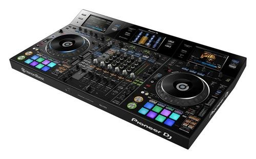 Pioneer's DDJ-RZX is the best DJ controller around from the hardware giant.