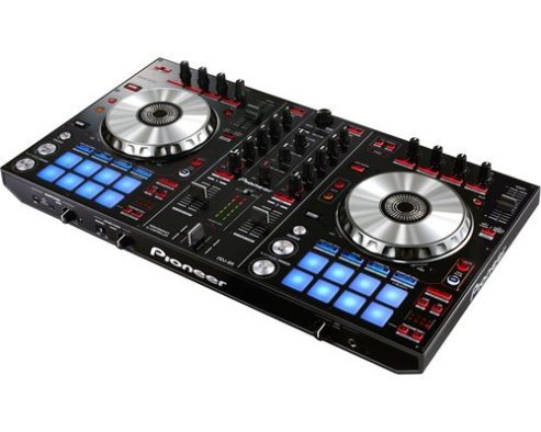 Pioneer DDJ-SR: Midrange DJ Controller