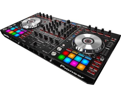 Pioneer DDJ-SX2: Serato DJ Controller