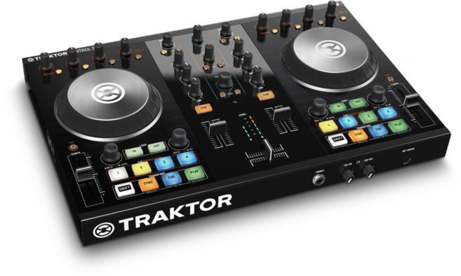 Traktor Kontrol S2 by Native Instruments