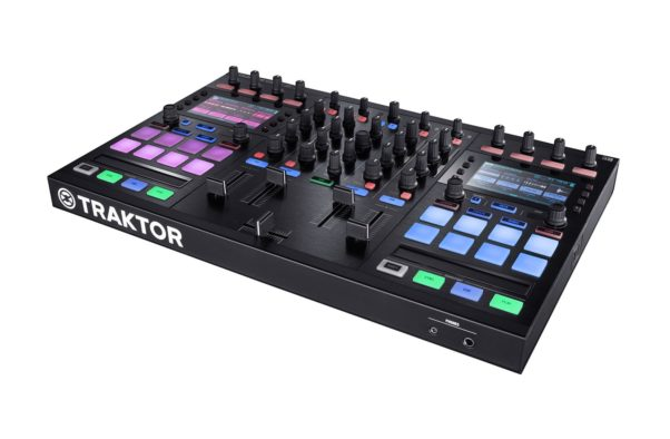 Native Instruments Traktor Kontrol S5 - Best midrange DJ Controller for Traktor Pro 2