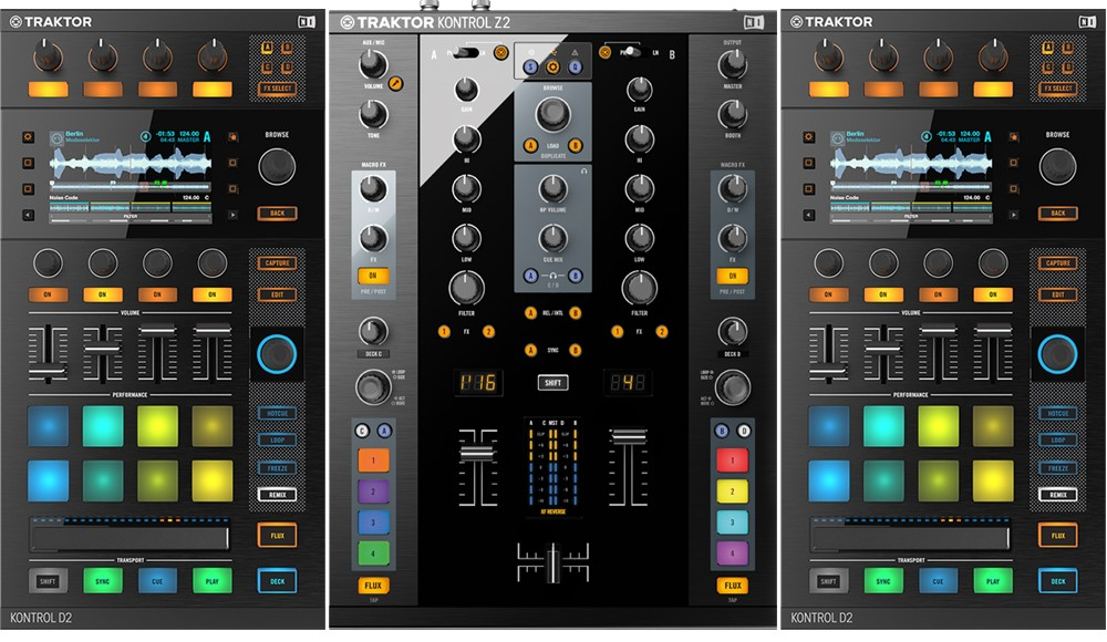 Modularly speaking, the Kontrol D2 is one of the best DJ controllers for Traktor available.
