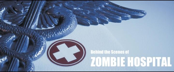 PDJ 024 – Halloween 2015: Behind the Scenes of Zombie Hospital