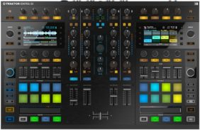 The Best Traktor Controller offered by Native Instruments, the Kontrol S8