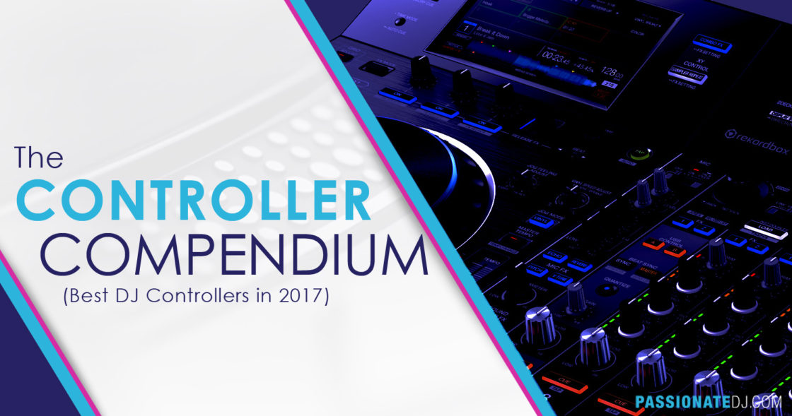 Best DJ Controllers 2016 (The Controller Compendium)