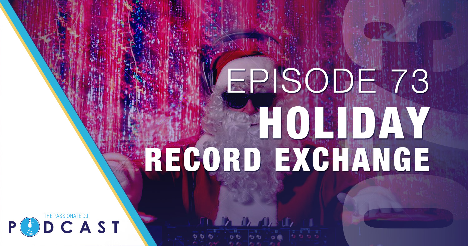 Episode 73: Holiday Record Exchange